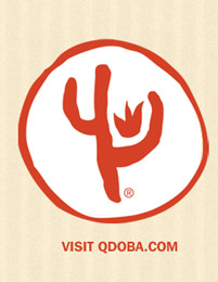 Visit the QDOBA web site